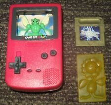 2000 Pokemon Mini Gameboy Color Burger King Toy - Scyther / Sunflora