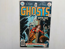 Ghosts (Vol 1) # 51  Dc Comics Amerikanisch 1977 RAR