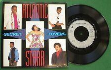 "Atlantic Starr Secret Lovers 7"" Single"