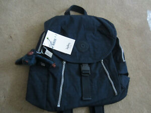 Kipling BP4040 ZAKARIA Backpack True Blue NWT $104