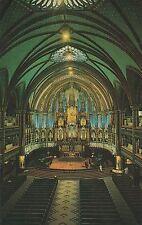 LAM(W) Montreal, Quebec Canada - Notre Dame Church - Interior