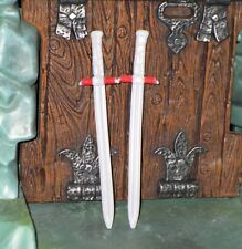 PRE-ORDER MOTU Classics Custom BLADE SWORDS MOVIE PAIR He-Man Masters Universe