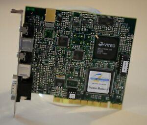Vitec VM2 Video Maker II video MPEG encoder