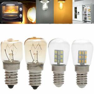 Rétro Edison LED Four Clair Congélateur Réfrigérateur Ampoule E12 E14 3W 4W 15W