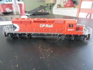 h o trains: Great running ATHEARN 6 axle 2 flywheel AWD CANADIAN PACIFIC road di