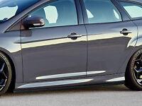 CUP Seitenschweller Schweller Sideskirts ABS für Ford Focus ST Turnier DYB