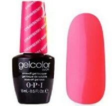 Gel color OPI - Strawberry margarita