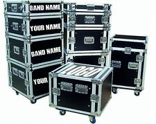 Personalised Band PA Case Stickers Names Decals Musical Instrument Guitar Case