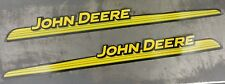 JOHN DEERE Genuine Decal Set M130672 M130673 X465 X475  X485 X495 X575 X585 X595