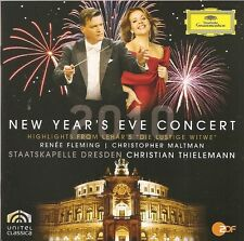 "New Year's Eve Concert 2010 – Highlights from Lehár's ""Die lustige Witwe"""