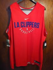 NIKE Authentic NBA Los Angeles Clippers Reversible Practice Jersey - 3XL