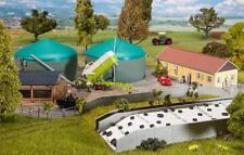 Faller H0 130468 Bio-Gasanlage New
