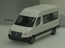 Herpa VW Crafter, Bus, weiss, dealer model 903 - 1/87