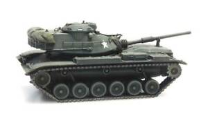 Artitec 6870240 - 1/87/H0 M60A1 Olive Green Train Load - New