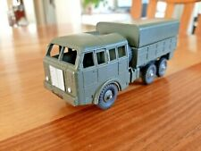 Dinky Toys French Six wheel Berliet Military truck 80D