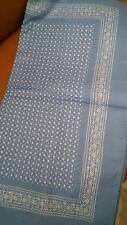 Lotto 60 bandane copricapo fazzoletto colorato cotone sciarpe foulard accessori