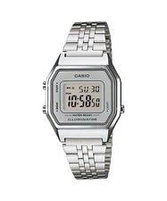 Relojes de pulsera fecha Clásico de acero inoxidable