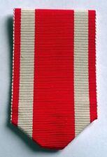 Ruban NEUF plié pour médaille ou ordre à identifier.