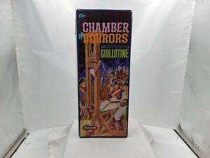 New in Box The Chamber Of Horrors La Guillotine Model Set #5091 Polar Lights