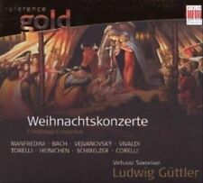 Christmas Concertos, New Music