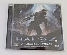 Halo 4 Original Soundtrack CD Composed by Neil Davidge