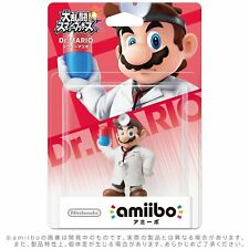 Nintendo Amiibo Dr. MARIO Super Smash Bros Switch Wii Rare