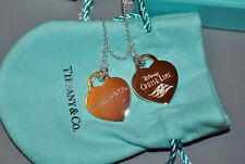 Tiffany & Co. Disney Cruise Line Exclusive Limited Necklace Brand New in Box