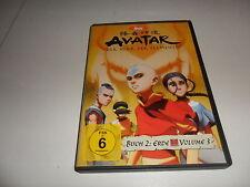 DVD   Avatar - Der Herr der Elemente, Buch 2: Erde, Volume 3