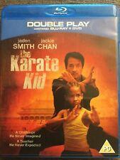 Este Karate Kid inglés Blu Ray