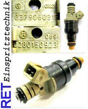Ugello di iniezione BOSCH 0280150923 VW GOLF RALLYE 037906031f pulito & esaminato