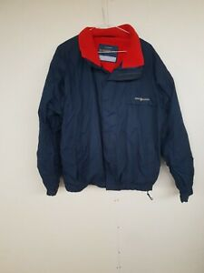 Henri lloyd Sailing Coat Jacket Mens Size Large L TP Waterproof