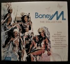 The Collection [Box Set] by Boney M. (CD, Apr-2008, 3 Discs, Sony BMG).