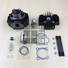 Cylinder Barrel Kit Yamaha PW50 with Gasket, Piston, Head & Studs. PW PY QT 50