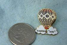 HOT AIR BALLOON PIN DIAMOND AIRE