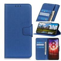 For OPPO Realme C11 / Reno Ace 2 Slim Magnetic Flip PU Leather Wallet Case Cover