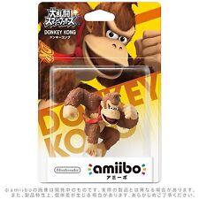 amiibo Donkey Kong Super Smash Brothers series Nintendo Wii U 3DS LL Japan