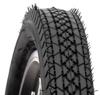 Schwinn Cruiser Bike Tire with Kevlar Black, 26 x 2.12-Inch