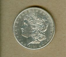 1891-CC U.S. Morgan Uncirculated Silver Dollar