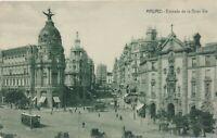 MADRID – Entrada de la Gran Via – Spain