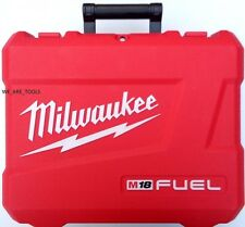"New Milwaukee CASE 2604-22 For M18 2604-20 1/2"" Hammer Drill Fuel 18 Volt 18V"