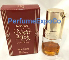 AVIANCE NIGHT MUSK by Prince Matchabelli 0.55oz Cologne Spray *50% FULL* (C19