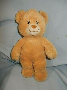 """Build A Bear Tan Cute Face Bear 15"""""""