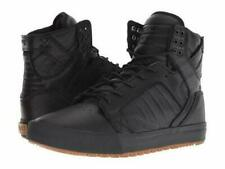 05901-073-M Supra Skytop Signature Chad Muska Cold Weather Black/Gum 7.5-13 NIB