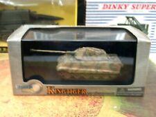 Dragon Armor King Tiger Porsche Turret W/Zimmerit