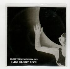 (ID97) I Am Kloot, From Your Favourite Sky - 2015 DJ CD