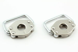 【Mint】Pentax Strap Lugs only For 6x7 67 67Ⅱ 645 645Ⅱ645NⅡFrom JAPAN #1342