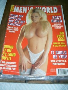 Paul Raymond Mayfair Magazine Men World Vol 7 No 6