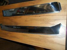 NEW AMC/JEEP FRONT VENT SHADES OEM 898220301