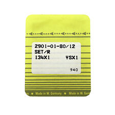 Pack of 10 Singer 134X1 YSX1 Size 80/12 Sewing Machine Needles