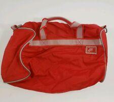 Vintage Nike Gray Tag Gym Bag Small Rad